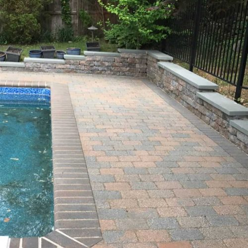 Paver Cleaning After
